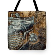 Fading Dodge Tote Bag