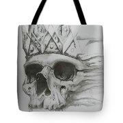 Fading King Tote Bag