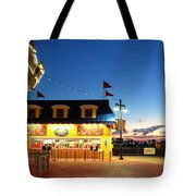 Fading Stand Tote Bag