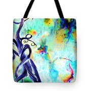Faeries And Butterflies Tote Bag