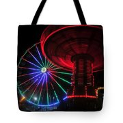 Fair Lights Tote Bag