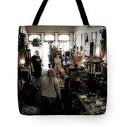 Fair Oaks Antique Shop Tote Bag