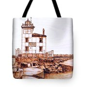 Fair Port Harbor Tote Bag