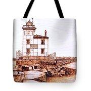 Fair Port Harbor Tote Bag