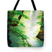 Fairfax Summer Tote Bag