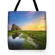 Fairfield Sunrise Tote Bag
