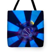 Fairground Abstract Vi Tote Bag