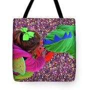 Fairies And Dragons Tote Bag