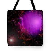 Fairies Beckon Tote Bag