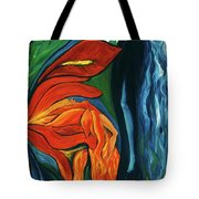 Fairies Of Fire And Ice Tote Bag