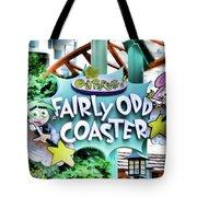 Fairly Odd Coaster Tote Bag