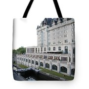 Fairmont Chateau Laurier - Ottawa Tote Bag