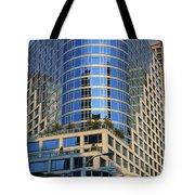 Fairmont Waterfront Vancouver Tote Bag