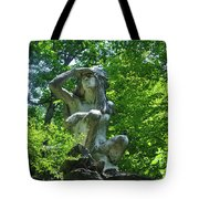 Fairmount Park - The Wissahickon Indian Tote Bag