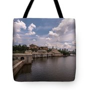 Fairmount Water Works And Philadelphia Museum Of Art Tote Bag