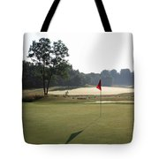 Fairway Hills - 2nd  - Toughest Par 5 In The Universe Tote Bag