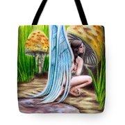 Fairy Amongst Poison Tote Bag