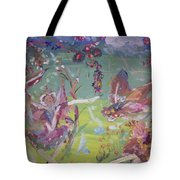 Fairy Ballet Tote Bag