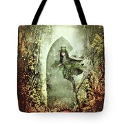 Fairy Cottage Tote Bag