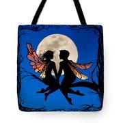 Fairy Couple Tote Bag