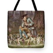 Fairy Dance Tote Bag by William Holmes Sullivan