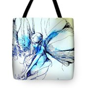 Fairy Doodles Tote Bag