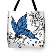 Fairy Fly Tote Bag