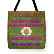 Fairy Forest In Gold Tote Bag