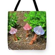Fairy Houses Tote Bag