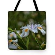 Fairy Iris 2 Tote Bag