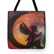 Fairy Life Faith Tote Bag