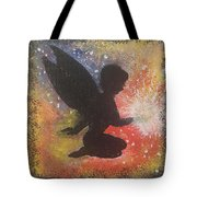 Fairy Life Happiness  Tote Bag