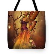 Fairy Lilith Tote Bag