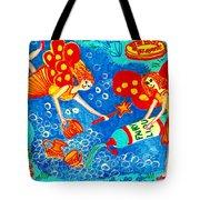 Fairy Liquid Tote Bag