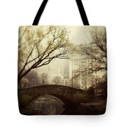 Fairy Of New York Tote Bag