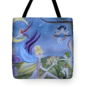 Fairy Play Tote Bag