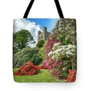 Fairy Tale Castle Tote Bag