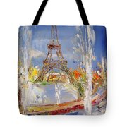 Fairy Tale In Reality Tote Bag