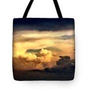 Fairy Tale Sky Tote Bag