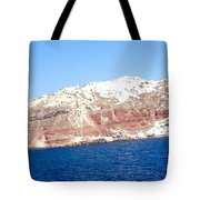 Fairy To Santorinii Tote Bag