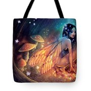 Fairydust Nest Tote Bag