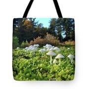 Fairytail Mushrooms Tote Bag
