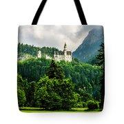 Fairytale Castle Neuschwanstein  Tote Bag