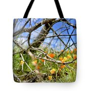 Fairytale Flowers Tote Bag