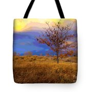 Fairytale Tree Tote Bag by Barbara Schultheis