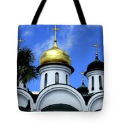 Faith In Cuba, No. 1 Tote Bag