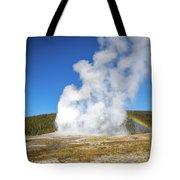Faithful Rainbow Tote Bag