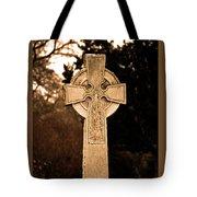 Faithful Until Death Tote Bag
