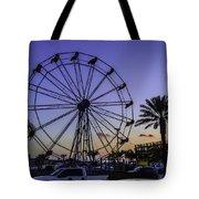 Fajitaville Ferris Wheel 2 Tote Bag