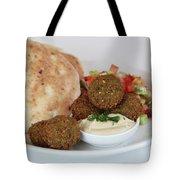 Falafel Balls Tote Bag
